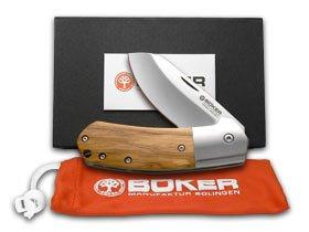 BOKER 111632 Arctos 42 Knife with 2-7/8'' N690 Steel Blade