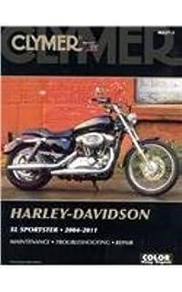 Clymer harley davidson xl sportster 2004 2009 clymer motorcycle clymer harley davidson xl sportster 2004 2011 clymer motorcycle repair fandeluxe Images