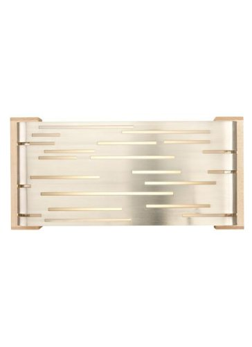 15.3 x 7.65 x 9.35 Tech Lighting 700WSRVLSW-LED277 WS-Revel Wall SNK WL