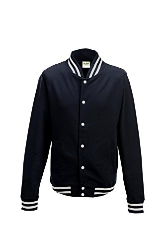 Awdis Mens College Jacket (S) (Oxford -