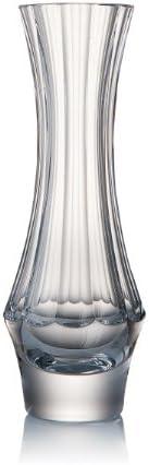 Trump Home Central Park Rogaska Crystal Bud Vase, 10-Inch