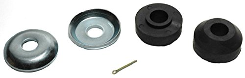 Plymouth Front Bushings (ACDelco 46G25047A Advantage Front Suspension Strut Mount Bushing Kit with Spacers)
