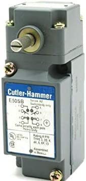 CUTLER HAMMER E50SB SWITCH NEW IN BOX