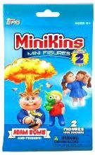 Topps Garbage Pail Kids Series 2 MiniKins Mini Figures BASIC PACK [2 Mystery Figures]