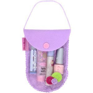 Lip Smackers Cosmetic Bag Pretty Me Sweet (Pack of 2) Clarins Extra Firming Jour Wrinkle control, firming day rich Cream for All skin types 1.7oz/50ml