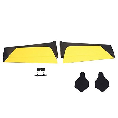 RocHobby 3D MXS 1100mm Wingspan RC Airplane Spare Part Main Wing Set (Main Wing Part)