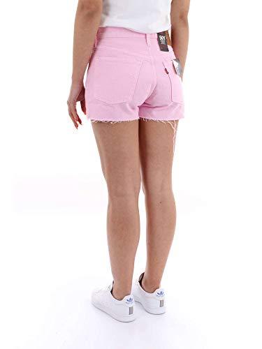 High Pantaloncino Rosa Rise ® W 501® Levi's Gqbtnwx OXiuTPZkw