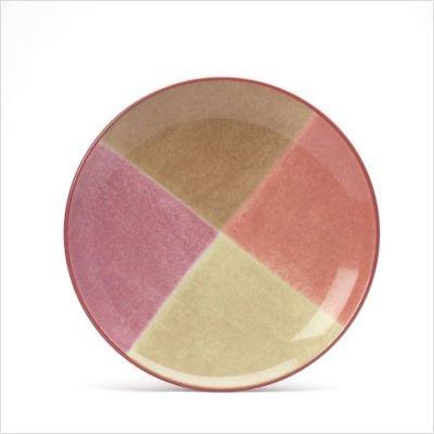 - Noritake Colorwave Raspberry Accent Salad Plate