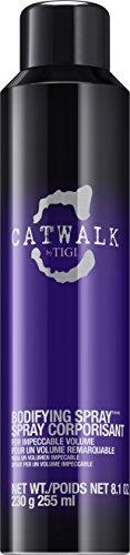 - TIGI Catwalk Bodifying Spray for Unisex, 8 Ounce