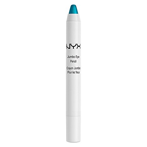 NYX J (Peacock Eye Makeup)