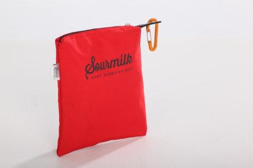 Sourmilk 13101806 Tasche, Wayfarer, Größe M, 18 Liter Volumen