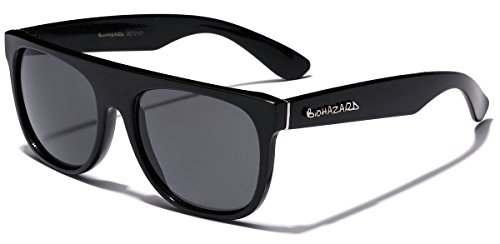 Biohazard Two Tone Flat Top Sunglasses