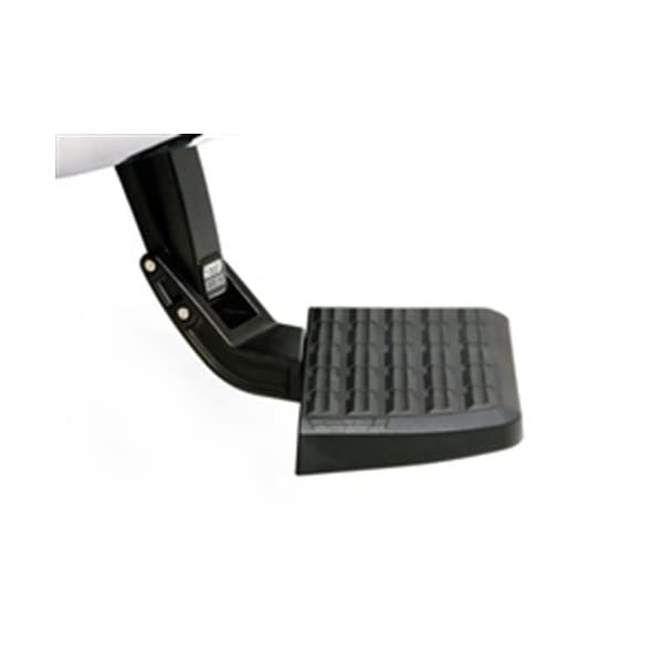 Open box AMP-Research BedStep Bumper Step 75301-01A