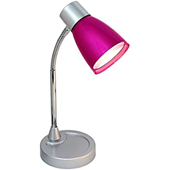 Lumisource Ls L Woopsy Hp Woopsy Desk Lamp Hot Pink Pink