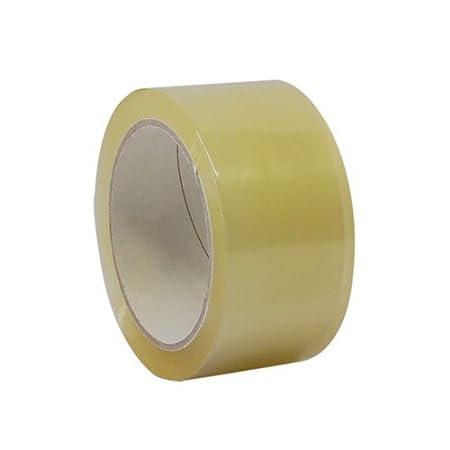12x Paketklebeband Paketband Klebeband Kleberollen Transparent 50mm x 70m leise abrollend stark klebend MyPack-24