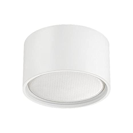 Foco LED (GX53 – Color Blanco – tauschbares 4,5 W regulable y marca