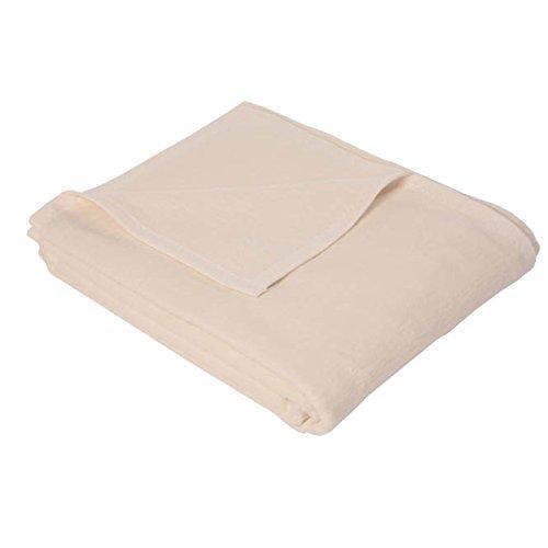 Diseño de loto Yoga manta de algodón certificado Oeko-Tex ...