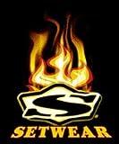"Setwear 2"" Padded Belt Large/XLarge, 33"" Waist"