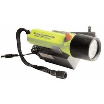 PELICAN LED 112 Lumens Industrial Black Handheld Flashlight ()