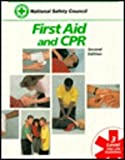 First Aid and CPR, Safety Council Natl, 0867208244