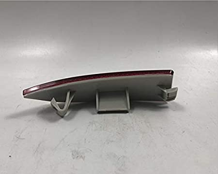 Autohelper Rouge R/éflecteur de Pare-chocs Arri/ère Droite Logement de R/éflecteur Arri/ère Lentille de Lumi/ère de R/éflecteur Arri/ère pour E83 X3 2007-2010 1pcs