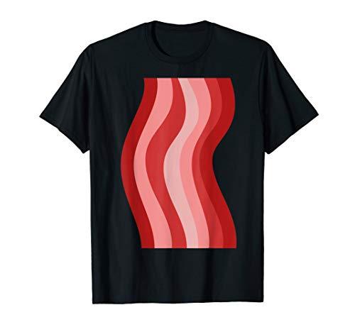 Easy Halloween Costume Idea Couple Bacon T-Shirt