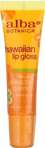 Alba Botanica (NOT A CASE) Lip Gloss Pineapple ()