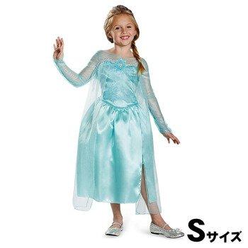 Disney's Frozen Elsa Snow Queen Gown Classic Girls Costume, Small/4-6x