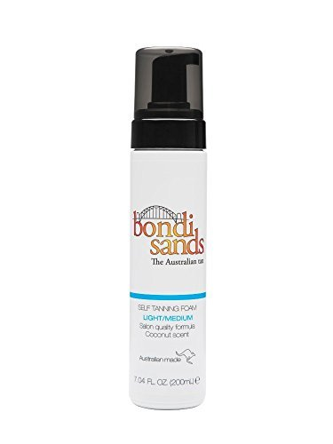 Bondi Sands - Self Tanning Foam - Light/Medium - 200 mL (Self Tanning Foam)