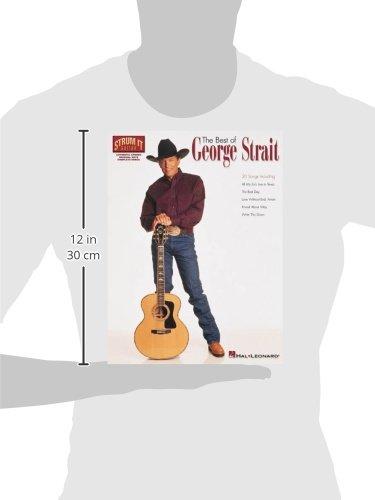 The Best of George Strait (Strum It Guitar)