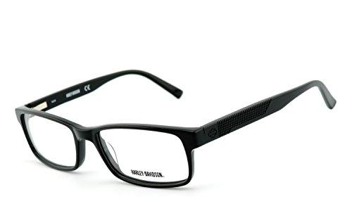 cd4f6cc355a Harley-Davidson - Montures de lunettes - Homme noir noir
