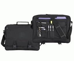 Softsided Briefcase - Black