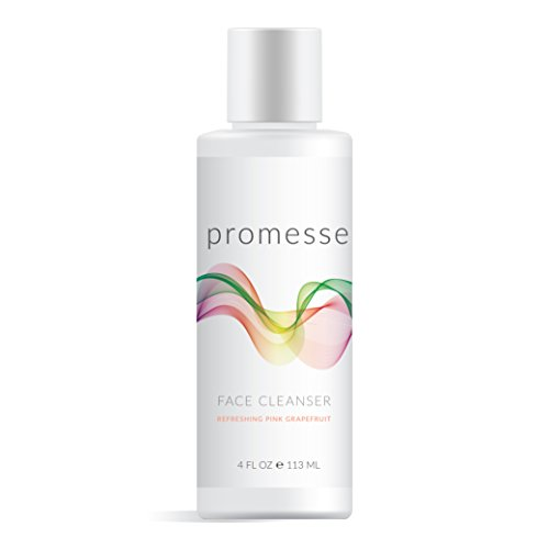 promesse daily facial cleanser and anti-aging face wash. A mild, foaming cleansing gel with Salicylic, Glycolic and Lactic acid combined. Natural scents of Rose, Lavender, Grapefruit and Peppermint - Cleansers Anti Aging Cleansing Gel