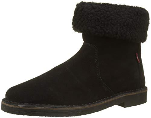 Black Negro Mujer Slouch Regular Botas Honey Levi's Para noir 59 Fc68Xqw