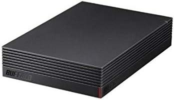 BUFFALO USB3.1(Gen.1)対応 AV向けHDD搭載 外付けHDD 2TB HD-LC2.0U3-BK/J
