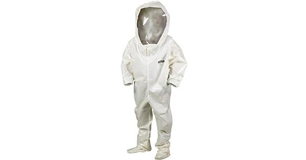 Amazon.com: Lakeland ChemMax 2 C72450, traje encapsulado ...