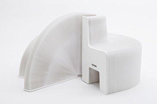 flexibel ausziehbare Natur-Designerbank WHITE+12