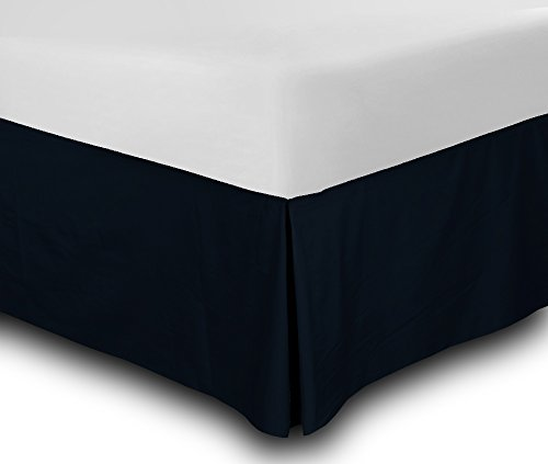 Utopia Bedding Cotton Sateen Bed Skirt