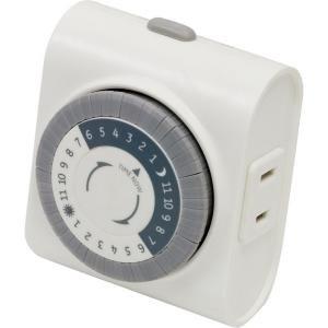 Ge 24-hour Plug-in Basic Timer