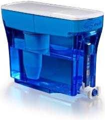 Zero Water Pitcher Ion Exchange Water Dispenser