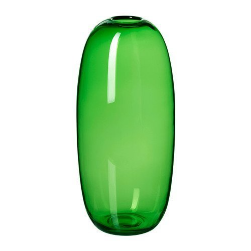 Ikea Stockholm Vase 40 Cm Green Amazoncouk Kitchen Home