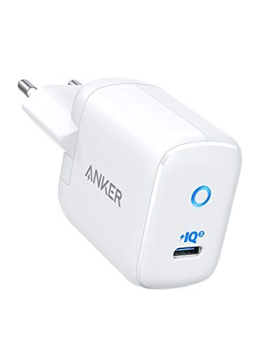 Anker USB C Ladegerät PowerPort III Mini 30W Power IQ 3.0 kompaktes Power...