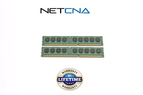 1GB Memory KIT For Gateway 7000 Server Series 7250R 7400 7450 7450R NTS. DIMM SD ECC Registered PC133 133MHZ RAM Memory. Netcna®Memory from USA Lifetime Warranty -