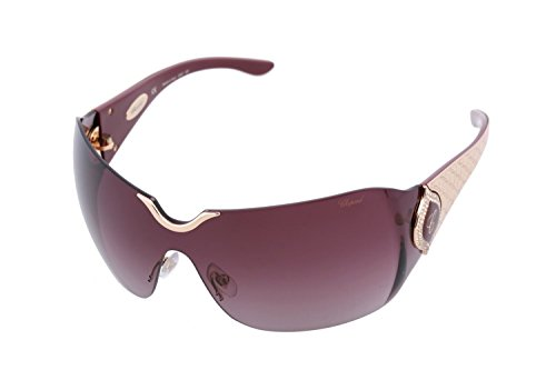 chopard-sch-883-8fc-women-rimless-shield-purple-23-kt-rose-gold-plated-sunglasses