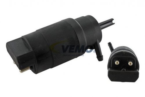 Windshield Washer Pump Fits MERCEDES 190 W201 W126 W124 W123 S124 1971-2001 -  VEMO, V30-08-0313