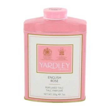 YARDLEY by Yardley for WOMEN: ENGLISH ROSE TALC 7 OZ