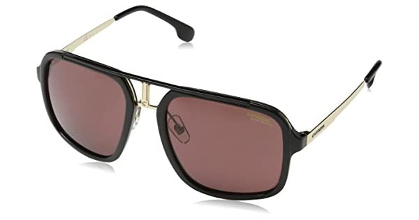 Amazon.com: Carrera ca1004s polarizado Aviator anteojos de ...