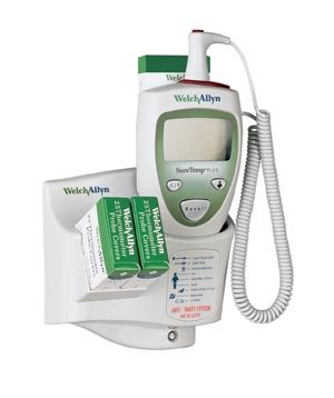 ZAMA Welch Allyn Suretemp Thermometer, Model 690, Elec, Rectal, #01690-301 EACH (1 Each) / 1 / 273.9