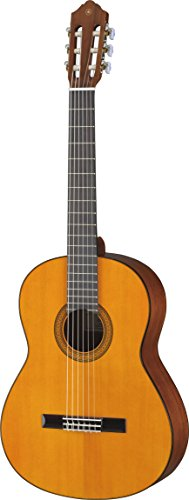 Yamaha CG102 Classical Guitar, Spruce Top, Natural
