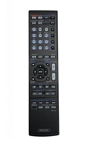 Runseed AXD7739 Audio Video Receiver Remote For Pioneer VSX-45 VSX-830 VSX-830-K